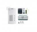AKF-11 - аудио комплект на 11 абонентов для i2-BUS системы