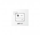 AMT-1/1 врезная панель для почтовых ящиков с PVD покрытием