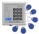 AD2000-M - кoda atslēga ar EM nolasītāju + 10 EM brelokus