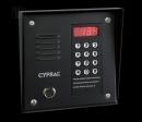 CYFRAL PC1000T-black - izsaukumu panelis (melns) ar nolasītāju