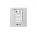 EMT-3/1 врезная панель из нержавеющей стали для почтового ящика
