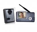HZ-356MA11 - беспроводной видео домофон (1 монитор)