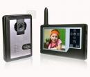 HZ-358MA11DVR - беспроводной видео домофон (функция видеозаписи)