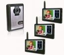 HZ-358MA13DVR - беспроводной видео домофон (функция видеозаписи)