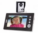 HZ-701MA11 - беспроводной видео домофон (1 монитор)