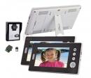 HZ-701MA13 - bezvadu video domofons