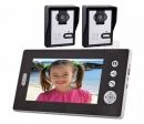 HZ-701MA21 - bezvadu video domofons