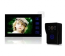 HZ-806WMJ11 - беспроводной видео домофон (1 монитор)