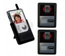 LOTSHINE 9903 2/1- bezvadu video interkoms