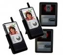 LOTSHINE 9903 2/2- bezvadu video interkoms