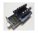 ZKP-2 - механический кодовый замок