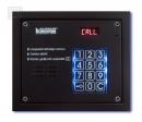 RAINMANN CP-2503K - izsaukumu panelis (melns)