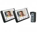 SY-801+D9C-classic 1/2 -  комплект видео домофона CLASSIC (2 монитора)