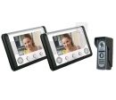 SY-801+D9C-classic 1/2 - video domofona komplekts