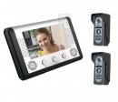 SY-801+D9C-classic 2/1 - комплект видео домофона CLASSIC (2 камеры)