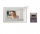 SY-803+D9A-white 1/1 - комплект видео домофона (1 монитор)