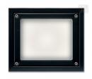 NP3000 - панель списка абонентов (черная)