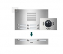 TVG9/3 ESTA видео входная панель на 9 абон.