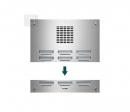 TVM12/3 ESTA входная панель аудио домофона ELCOM