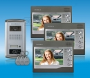 ZDL-027C3+28T1 - video domofona komplekts ar RFID