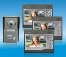 ZDL-027C3+33M - комплект цветного видео домофона