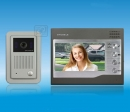 ZDL-027C+339M - комплект видео домофона