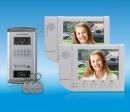ZDL-6380W2+28T1 - video domofona komplekts ar RFID