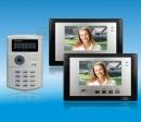 ZDL-6700B2+229 - video domofona komplekts, koda atslēga un RFID