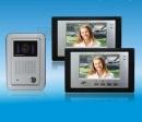 ZDL-6700B2+339M - комплект цветного видео домофона