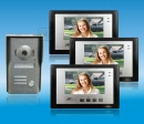 ZDL-6700B3+33M - цветной видео домофон - комплект