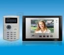 ZDL-6700B+229 - комплект видео домофона, кодовый замок и RFID